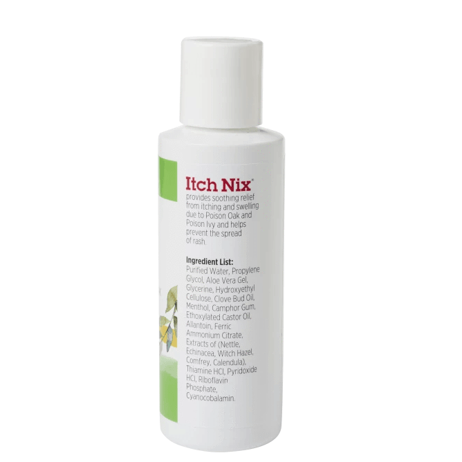 Itch Nix Gel Fact Acting for Poison Ivy & Oak 4oz-remedy-Uncommon Remedy