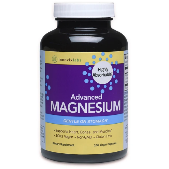 Advanced Magnesium 150 capsules-Uncommon Remedy