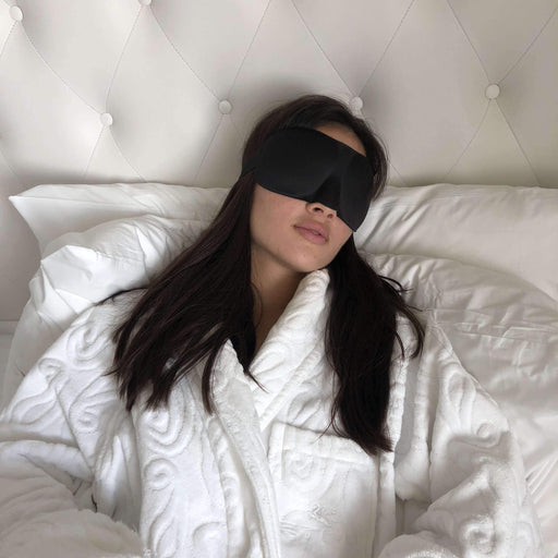 REMedy Sleep Adjustable Eye Mask & Lavender Essential Oil Sample - uncommon remedy self care solutions for wellness