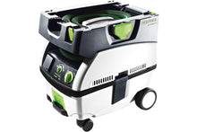 Mobile dust extractor CTL MINI GB
