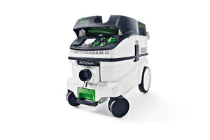 Mobile dust extractor CTM 36 E AC-PLANEX GB