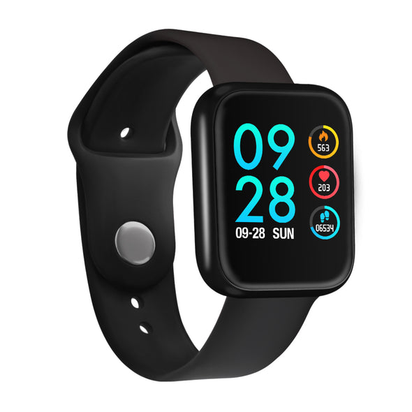 Fitness Activity Tracker IP68 Waterproof Smartwatch