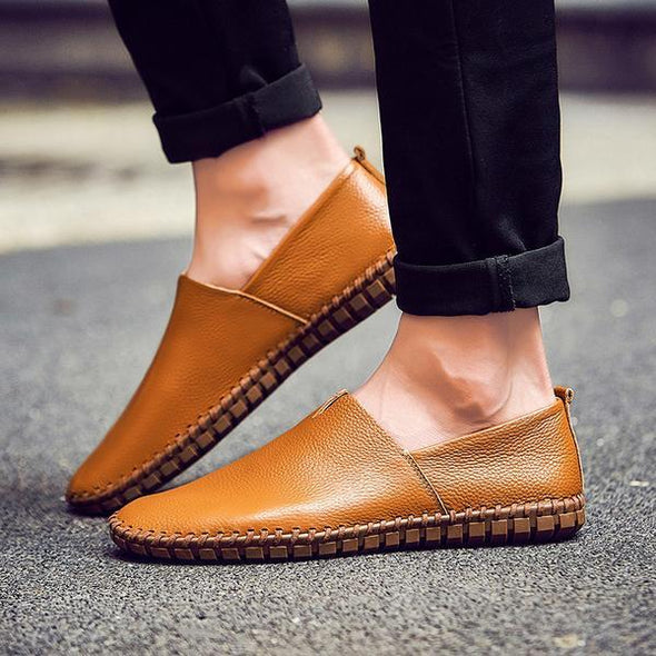 Shoes -   Slip-On Men's Boat Shoes