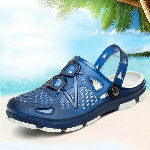 2019 New Men Sandals Summer Flip Flops Slippers
