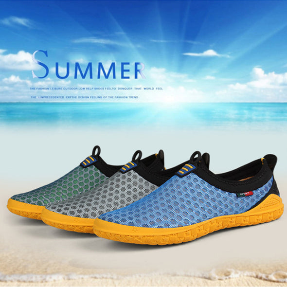 Super Cool breathable running shoes plus size