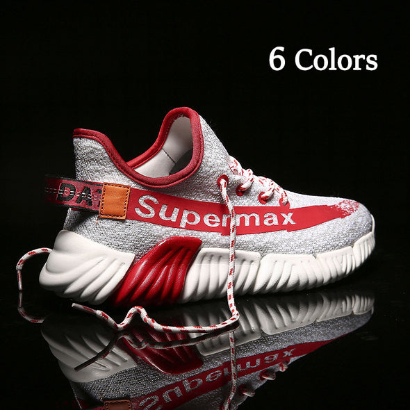 Unisex Breathable Mesh Running Shoes