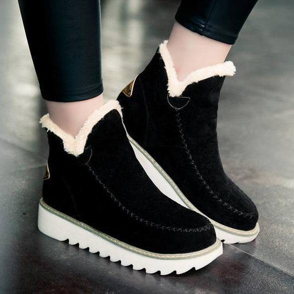 New Arrival Snow Ankle Boots