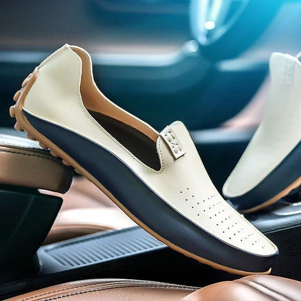 Fashion Comfortable Breathable Casual Loafers Driving Shoes