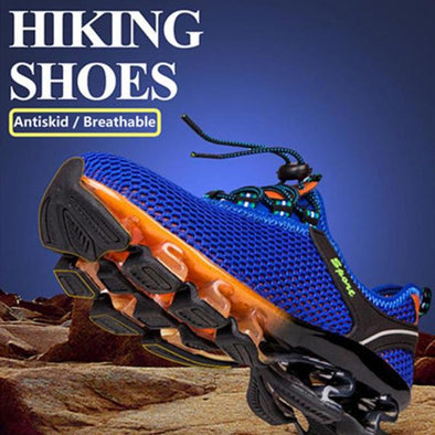 Blade Sole Super Light Breathable Cushioning Outdoor Shoes