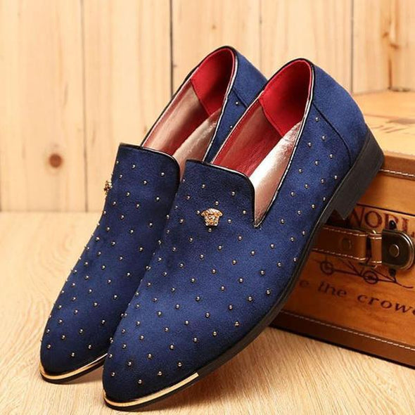 Shoes - Luxury Brand Trendy Male Oxford Shoes