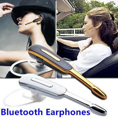 Bluetooth Ultralight Wireless In Ear Earphone With Mic