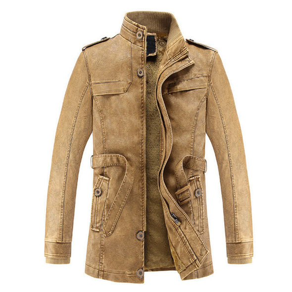 Hot Sale Washed Motorcycle Biker Jackets
