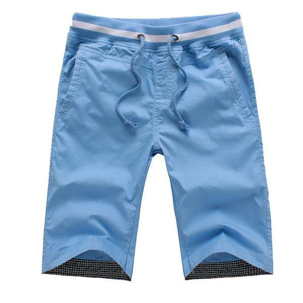 Shorts - Men Slim Beach Summer Shorts