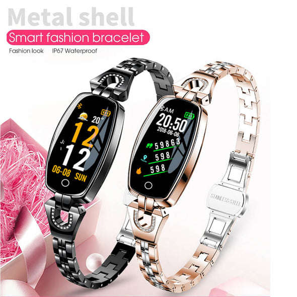 H8 women smart wristband Fitness bracelet