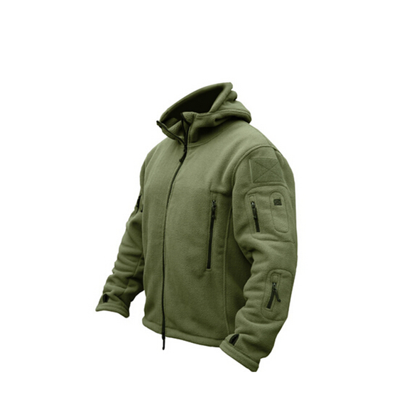 High Quality Soft Shell Outdoor Warm Jacket