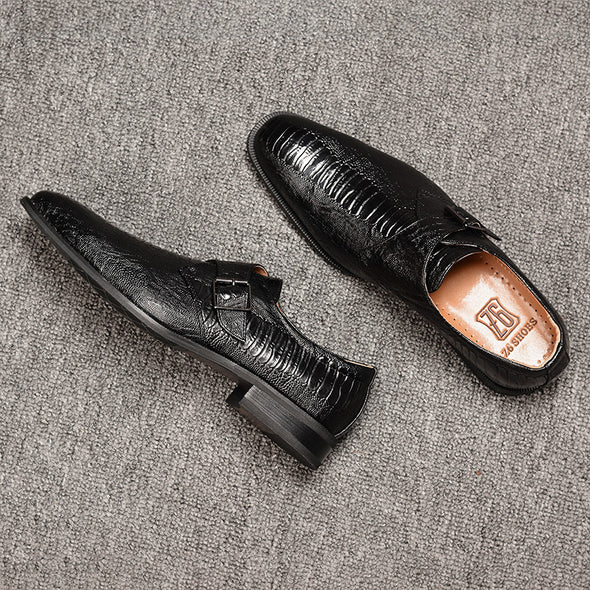 Handsome Comfortable Brand Dress Shoes Big Size