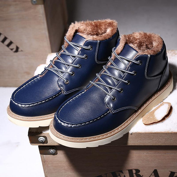 Newest Keep Warm Men Winter Boots