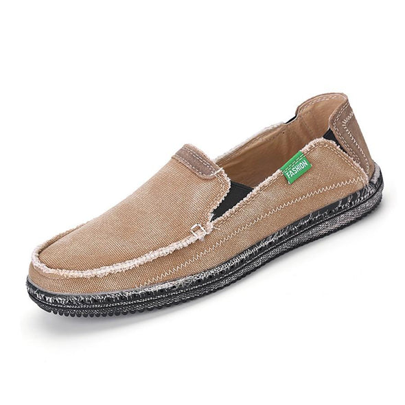 Breathable Jeans Canvas  Casual Driving Loafers
