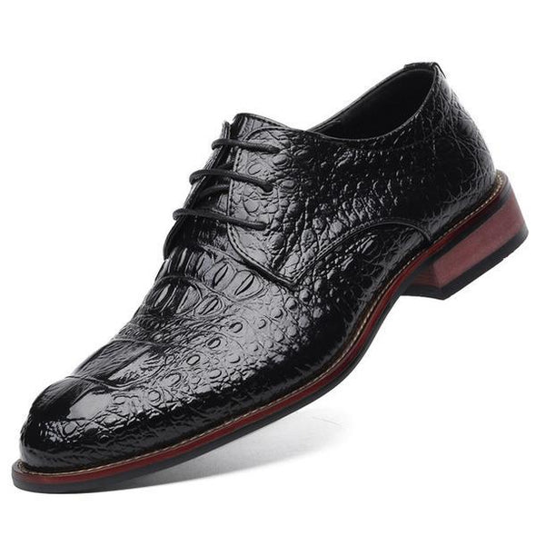 Brand Genuine  Men Business Oxfords Shoes
