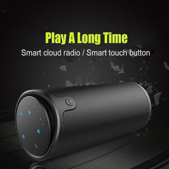 Portable 4000mAh Touch Control HiFi Stereo Bluetooth Speaker