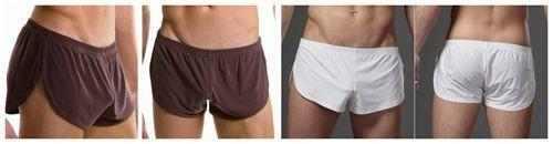 Comfortable Sexy Man Boxer Shorts