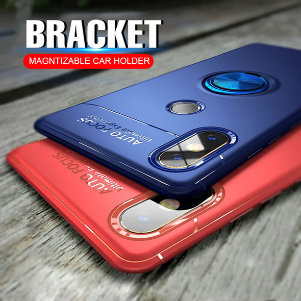 Fashion Car Magnetic Ring Phone Case For iPhone(Buy 2 Get 10% off, 3 Get 20% off Now)