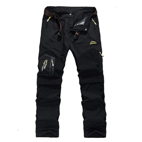 Clothing - Summer Removable Pants
