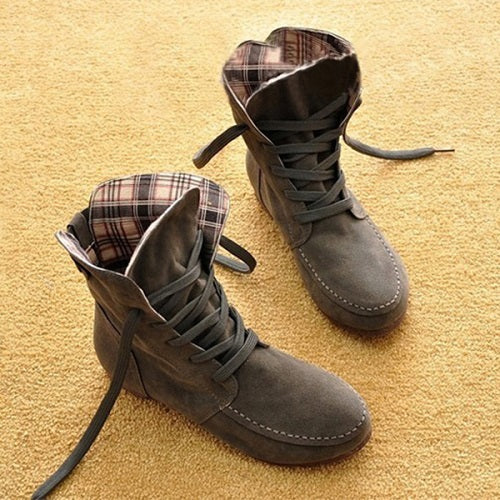 Hot Sale Winter Solid Color Women Boots