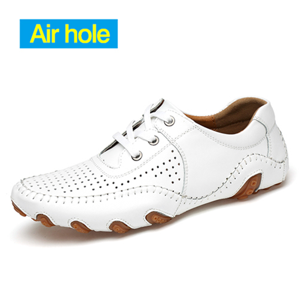 Hot Sale Large Size  Super Soft Driving Shoes