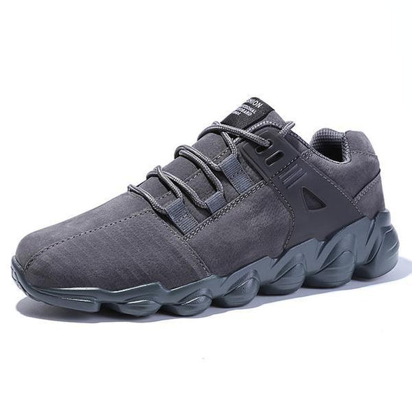 Suede Comfortable Fashion Sneakers