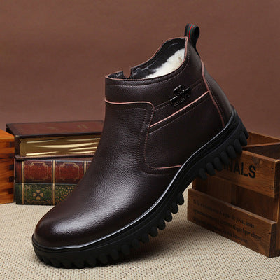New High Quality Men Winter Boots SIZE 6-13