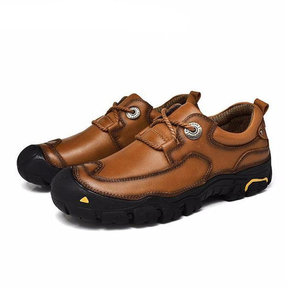 Shoes - Fashion Men's Genuine Outdoor Leisure Shoes
