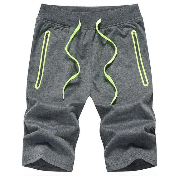 Men Brand Bermuda Cotton Shorts