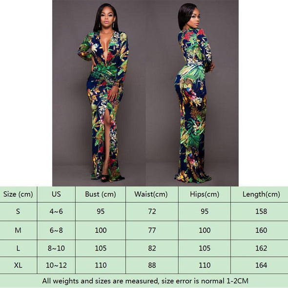 Dresses - 2017 Women Sexy Maxi Dress