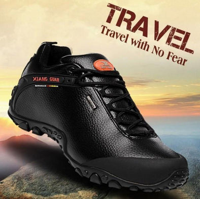 Sports & Outdoors - Outdoor Climbing Trekking Walking Anti-skid Sneakers
