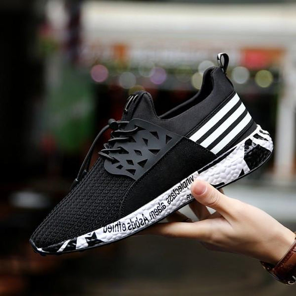 Shoes - New Arrival Men's Light Running Shoes Sneakers