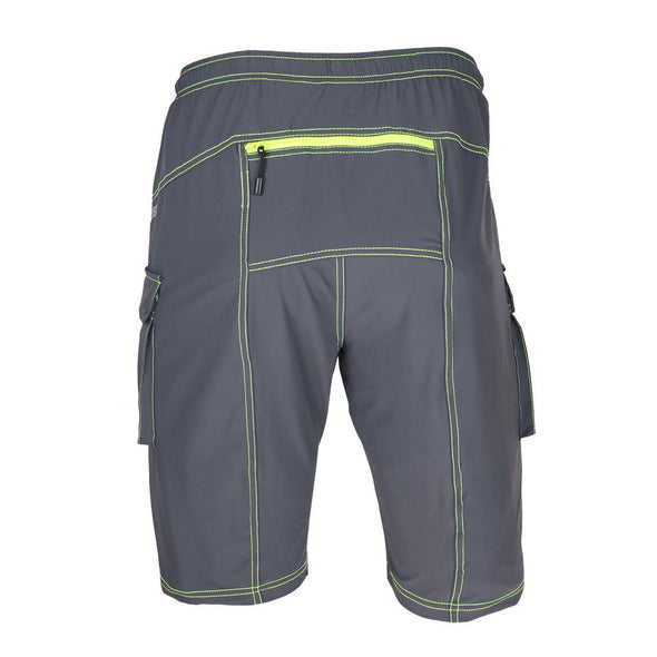 Shorts - Mens Bicycle Loose Fit Shorts