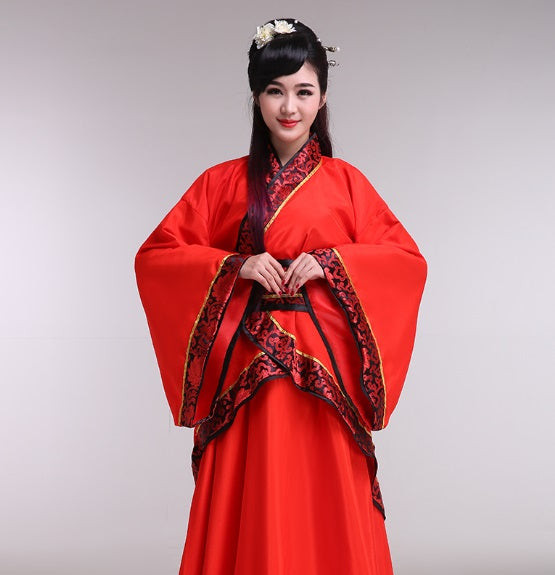 Hanfu national costume Ancient Chinese Cosplay Costume Ancient Chinese Hanfu