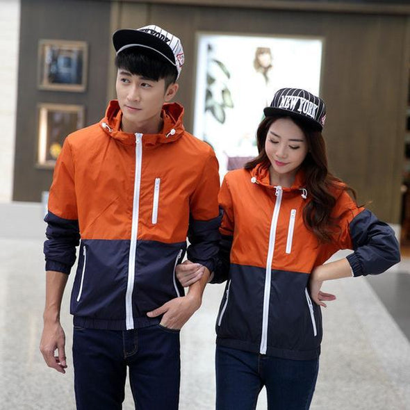 Clothing - High Quality Light Jacket Hoodie Coats