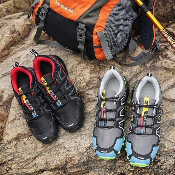 Men shoes - Waterproof Outdoors Hiking Shoes