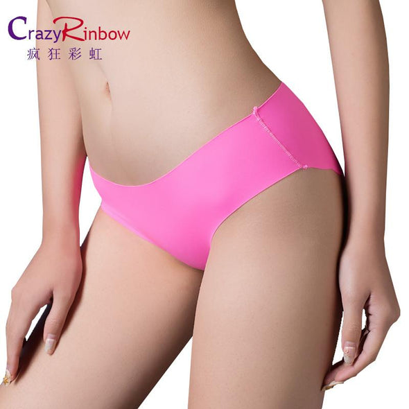 Thin Women Seamless Sexy lingerie Panties Briefs