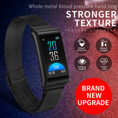 Smart Band Sleep Monitor Fitness Tracker Heart Rate Smart Bracelet
