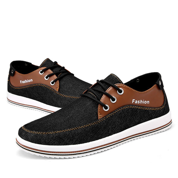 Big Size Brand Designer Male Walking Shoes Footwear