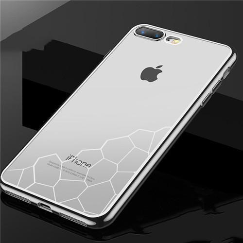 Phone Case - Luxury Plating TPU Silicone Phone Case