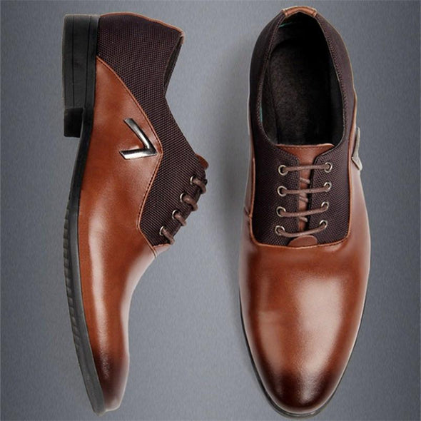 Hot Sale Men's Fashion Oxford Shoes