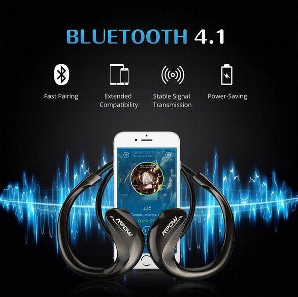 Sweat-proof Super Sound Dynamic Sport Bluetooth Earphone