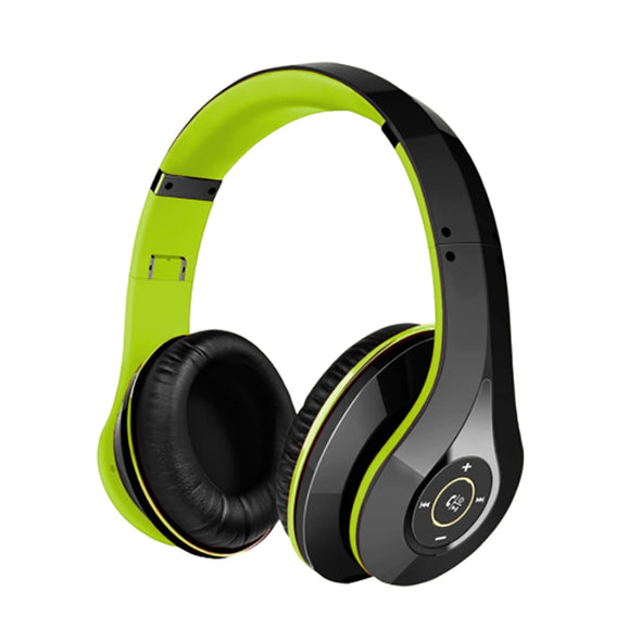 Over Ear Hi-Fi Stereo Bluetooth Headphone with Built-in MIc