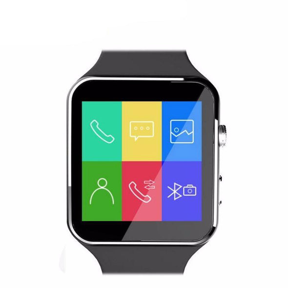 Bluetooth Smart Watch X6 Sport Passometer Smartwatch