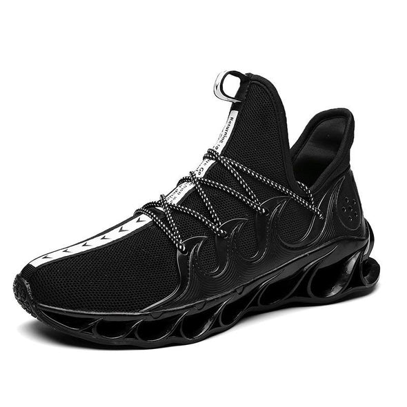 Newest Men fly woven blade Fashion Sneakers