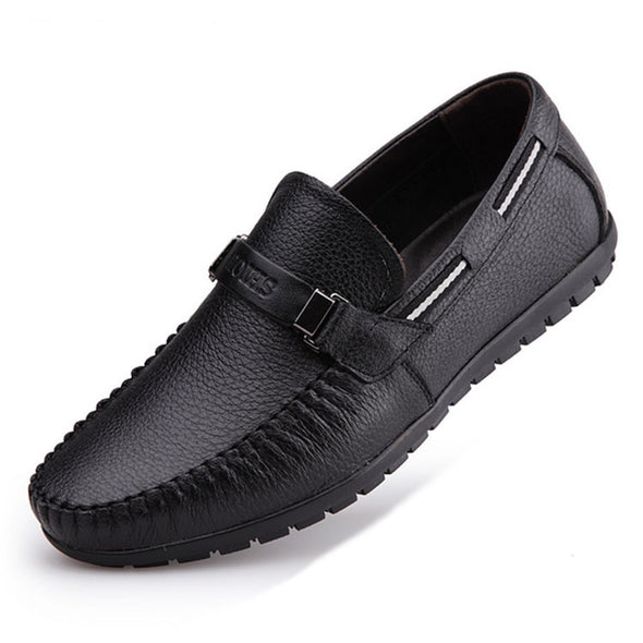 New Men's Anti-slip Genuine Leather Shoes
